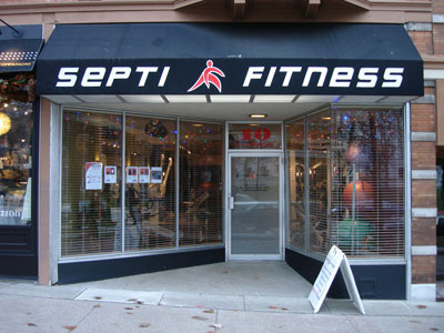 Septi Fitness Front